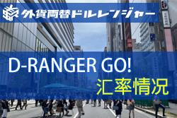 银座5丁目 D-RANGER GO!(自动外汇兑换机)