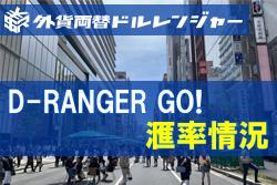 銀座5丁目 D-RANGER GO! (自動外匯兌換機)