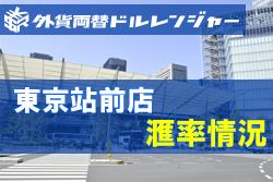 外幣兌換美元護衛隊 東京站前店
