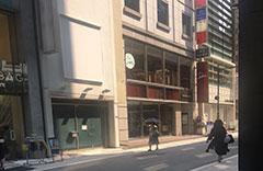 銀座5丁目 D-RANGER GO!(自動外貨両替機)までのアクセス案内2
