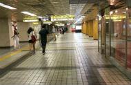1.東京メトロ銀座駅のC8出口を目指します。