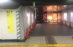 銀座5丁目 D-RANGER GO!(自動外貨両替機)までのアクセス案内1